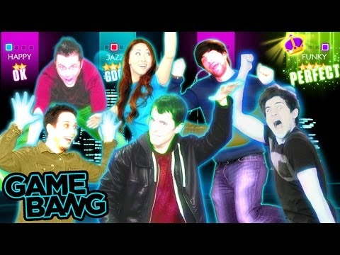 JUST DANCE LIKE NO ONE IS WATCHING (Game Bang)