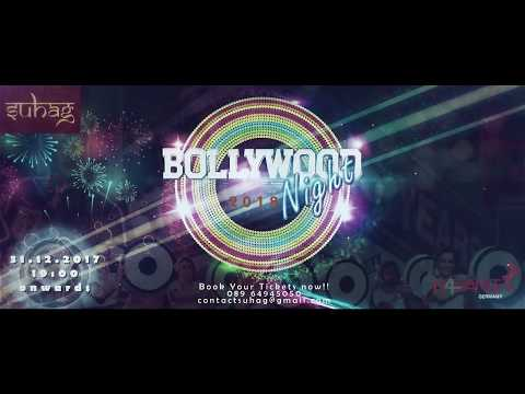 Bollywood Night 2018 | Munich | D4Dance Germany | Suhag Event Location