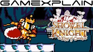 Shovel Knight: King of Cards - Troupple Stage DIRECT FEED Game…