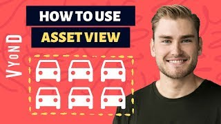 Vyond Studio: How to Save Time with Asset View