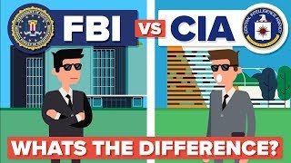 failzoom.com - FBI vs CIA - How Do They Compare?