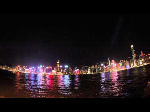 24 minutes of Victoria Harbour