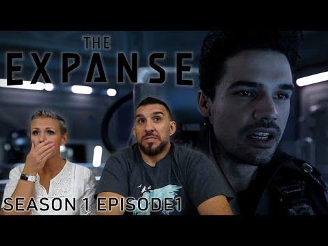 Download The Expanse Season 1 Episode 1 'Dulcinea' REACTION!!