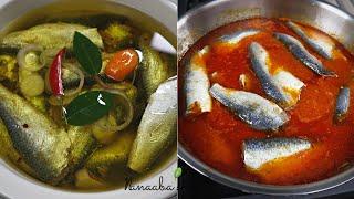 How to make homęmade Sardines 2 WAYS I Sardine in Oil & Sardine in Tomato Sauce