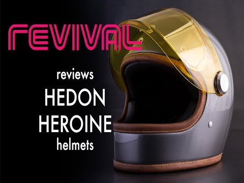 Revival Cycles reviews Hedon Heroine Helmets