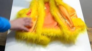 Лисичка. Карнавальные костюмы к утреннику платья нарядные праздничные Киев. Обзор 74