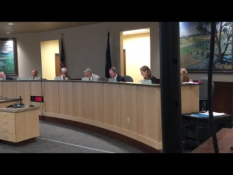 ODFW Commission Meeting 08/03/18 Part 2