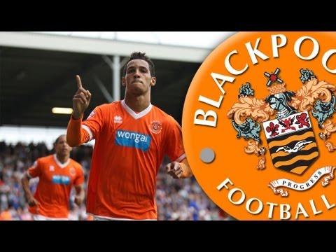 Blackpool 2-2 Leicester City - Highlights 21/09/13