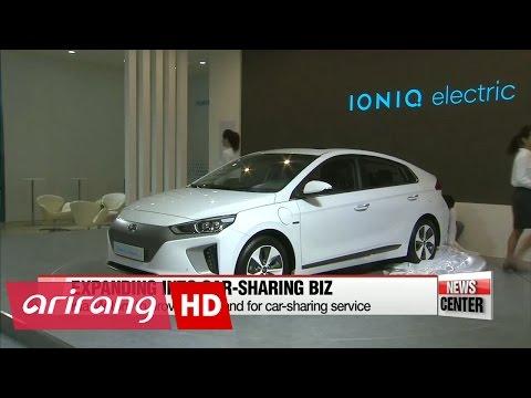Hyundai Motors unveils new car-sharing platform, tech at LA Auto Show 2016