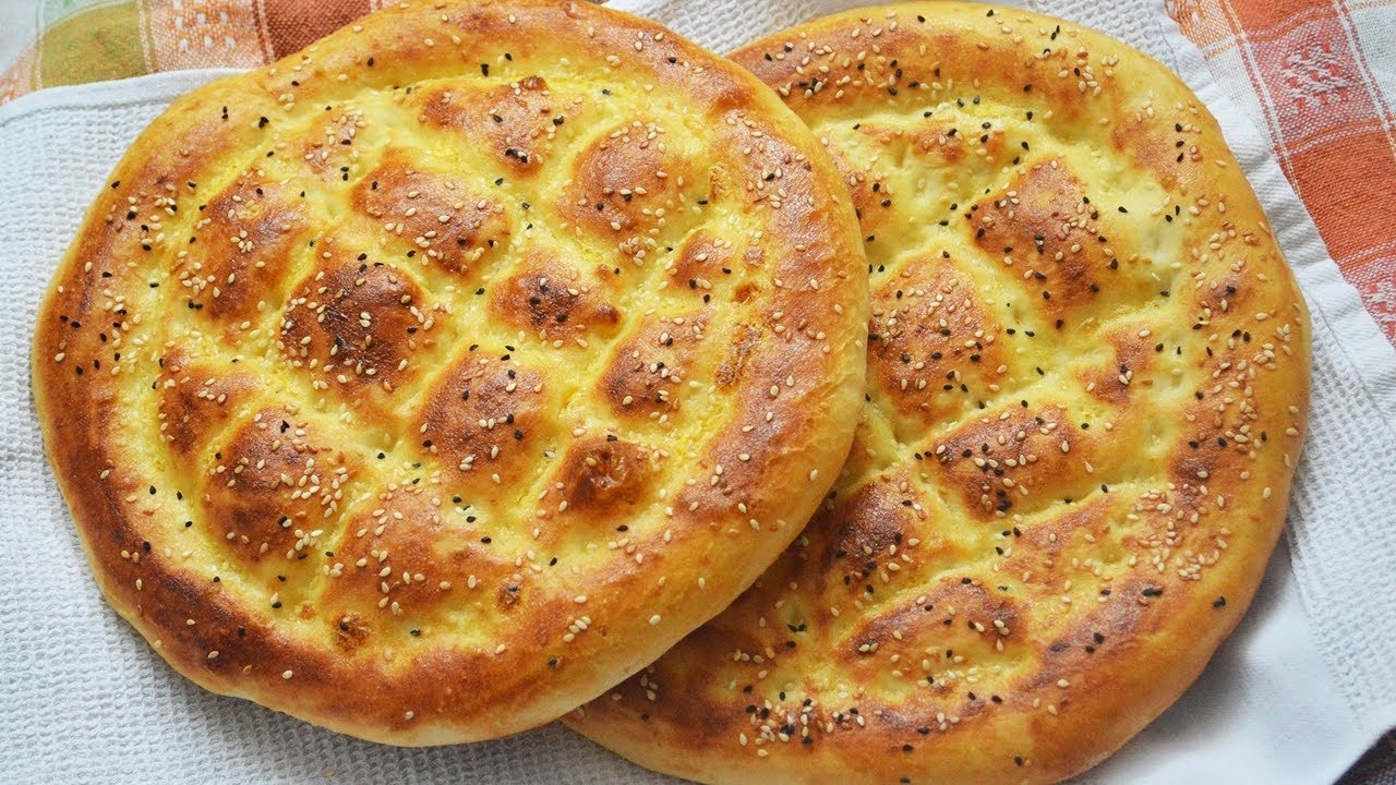 Evde Ramazan Pidesi Tarifi - Ramazan Pidesi nasıl yapılır? - Pratik  Tarifler - YouTube