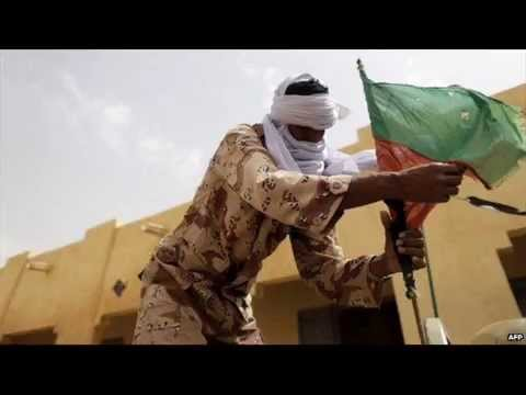 Mali's MNLA Tuareg rebels hit by suicide bombers : 24/7 News Online
