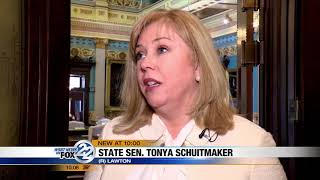 Sen. Schuitmaker works on sexual assault legislation