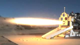 Piston-Powered Rocket Breakthrough for Lynx Suborbital Vehicle | XCOR Aerospace Science