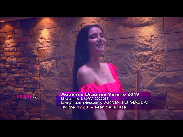 Aqualina Biquinis Verano 2019 LOW COST Parte 2
