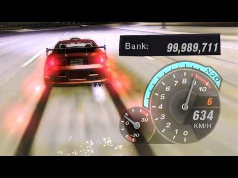 Need For Speed Underground 2 Trainer Hack Youtube