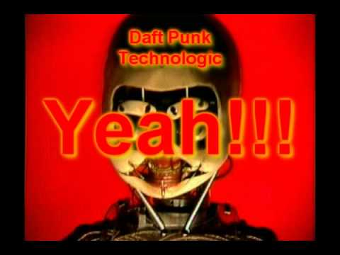 Daft Punk - Technologic (Instrumental)