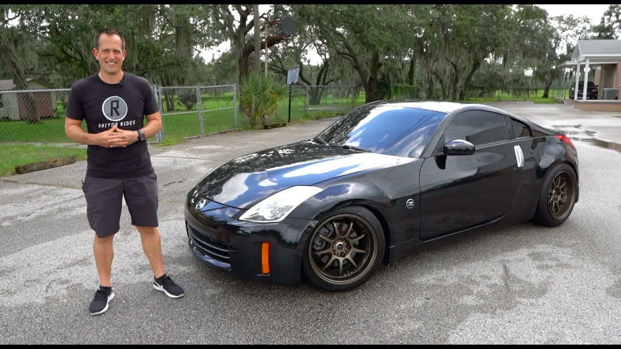Why Is A 2007 Nissan 350z A Used Sports Car Bargain Ready To Mod Youtube