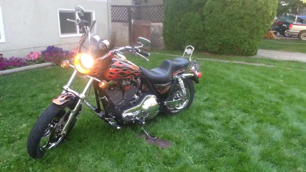 1990 Harley FXR