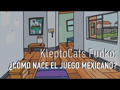 KleptoCats: ¿Cómo nace el juego Mexicano?