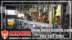 Armor Locksmith and Security IN CT 24/7 EMERGENCY Services 203-202-3101