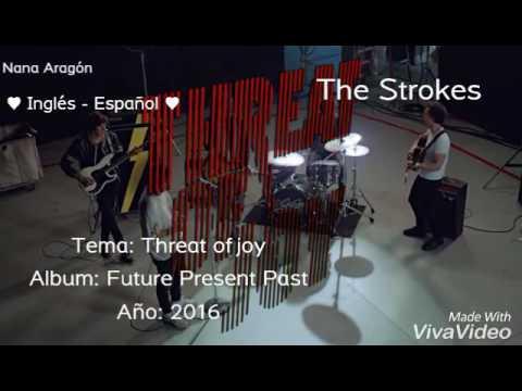 Threat Of Joy  ♡♥ Lyrics - Español