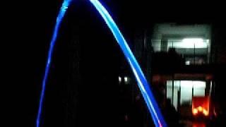 Laminar Flow Fountain Dual jumping jet .AVI