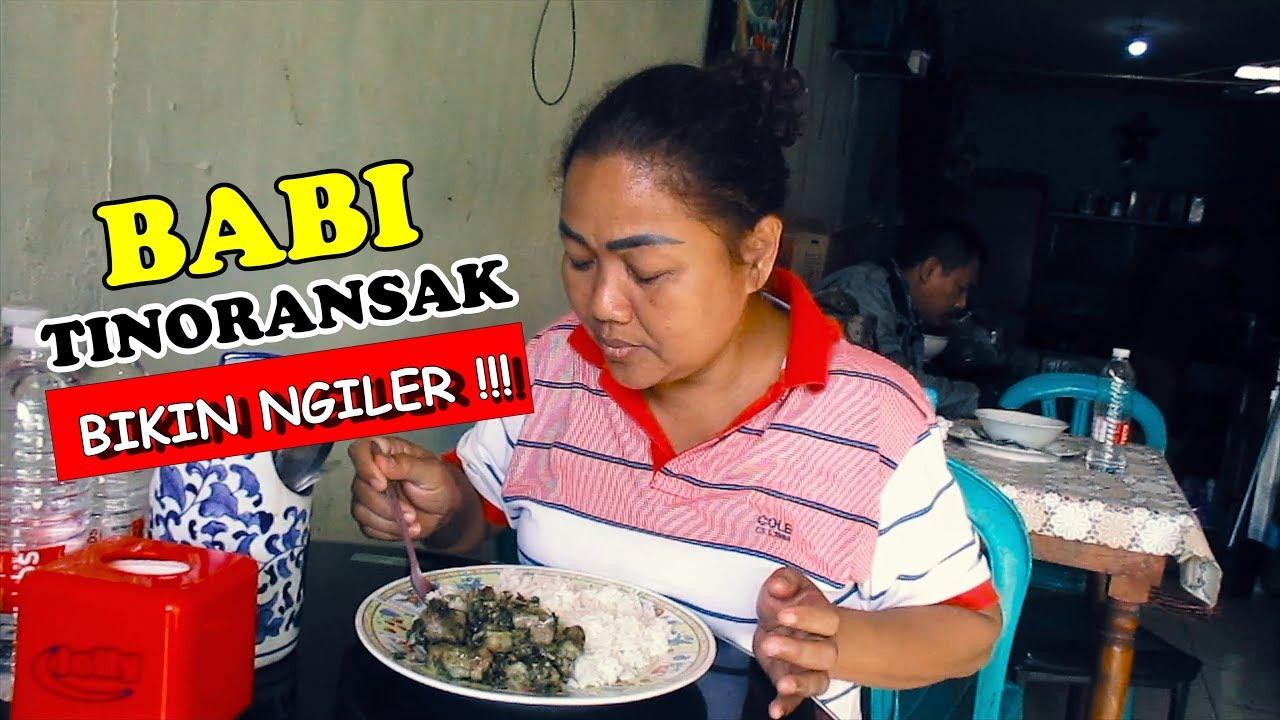 Sarapan Pagi Babi Tinoransak Kuliner Khas Manado Youtube