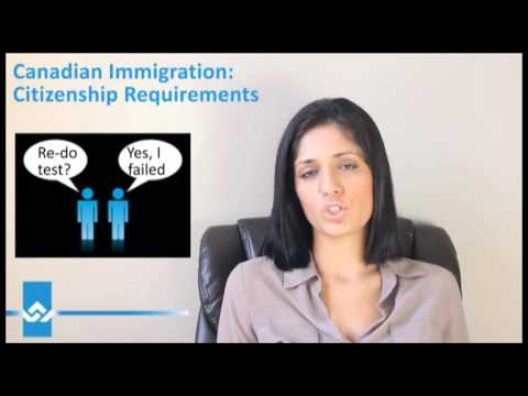 Canadian Citizenship Requirements
