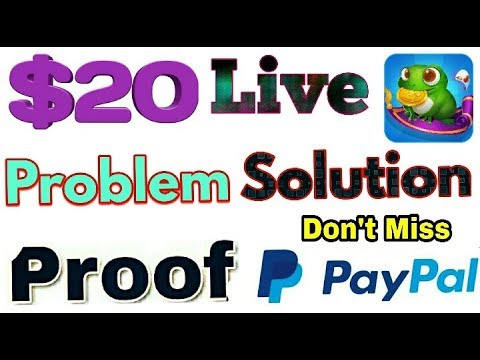 New Paypal Earning Apps live payment proof 20$🔥Earn Money With PayPal Best Apps 2019