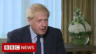 Boris Johnson confirms plans for customs checks in Northern Ireland  - BBC News