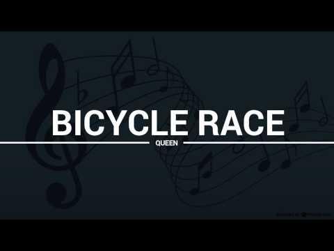 Queen - Bicycle Race (lyrics, karaoke, cover)