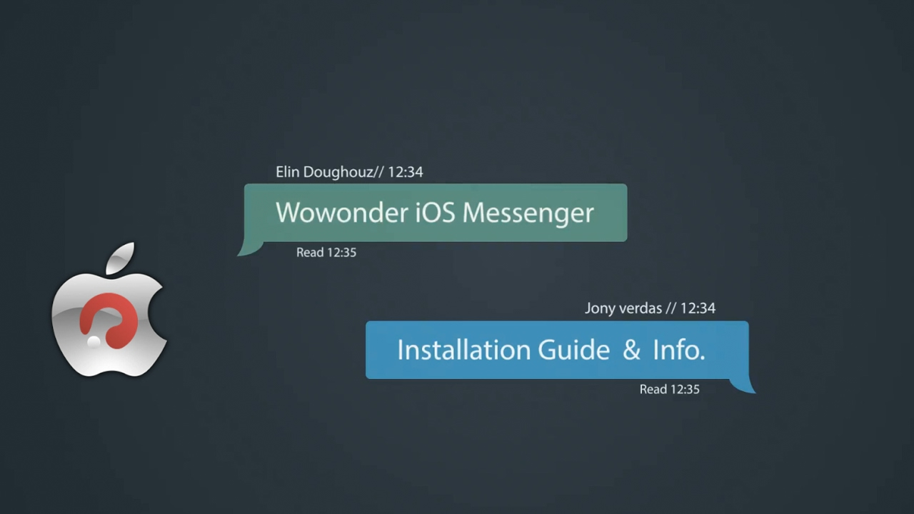 Wowonder iOS : Xamarin installation Guide and more | Tutorial 1