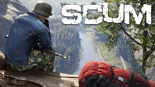 SCUM - CRIANDO NOVO PERSONAGEM PRO APOCALIPSE!