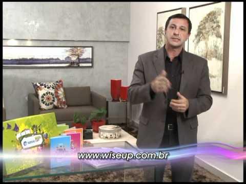 [23.07.11] Programa Pedro Alcântara - Testemunhal sobre o novo material didático da Wise Up Teens