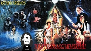 #StarWarsDays: Top 5 Personaggi Memorabili in Star Wars