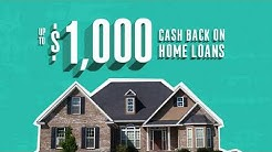 Up To $1000 Cash Back On Home Loans at NechesFCU