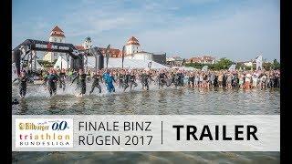 1. Bitburger 0,0% Triathlon-Bundesliga 2017 - Das Finale im Ostseebad Binz