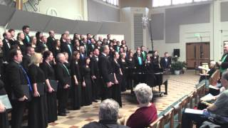 Northern Lights Chorale - Oh Mary, Don