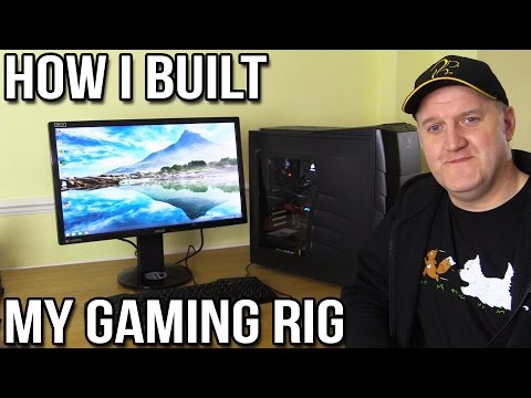 How I Built My Gaming Rig (Step by Step)