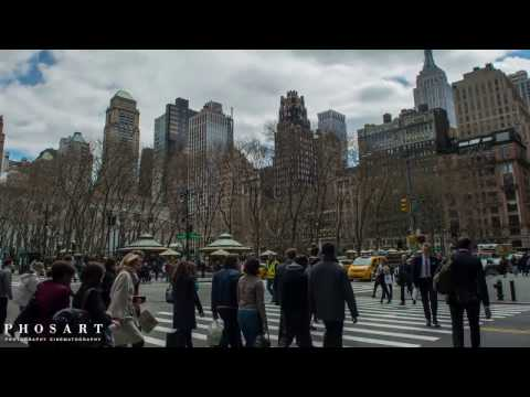 New York City 2017 | By Phosart Photography & Cinematography