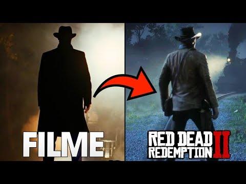 ROCKSTAR COPIOU FILMES? Easter Eggs e Referências em Red Dead Redemption 2 thumbnail