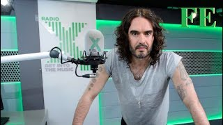 Flat Earth Clues Interview 133 - Radio X with Russell Brand - Mark Sargent ✅