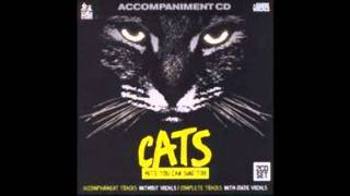 Cats karaoke- Old Deuteronomy (without Background vocals)