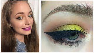 Яркий летний макияж: видео-урок / Bright Colorful Make Up Look(Если никто не говорил тебе сегодня... ты красивая! =] Давайте дружить! vk: mua.anastasia instagram: mua_anastasia Все о: праймера..., 2015-05-28T16:38:03.000Z)