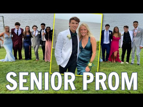 Brennan's SENIOR PROM 2021   The Prom Was CANCELLED But These Seniors Made it Happen Anyway!
