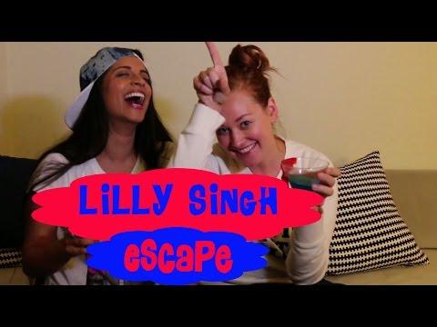 Lilly Singh's EsCAPE (aka iiSuperwomanii)