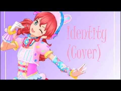 【WinterSky】Identity ( Lyrics Video ) - Aikatsu Friends『アイカツフレンズ!』 ( Cover )