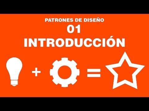 Patrones de diseño - 01 Introducción