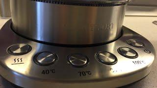 Купил неплохой чайник Kitfort KT-616 обзор