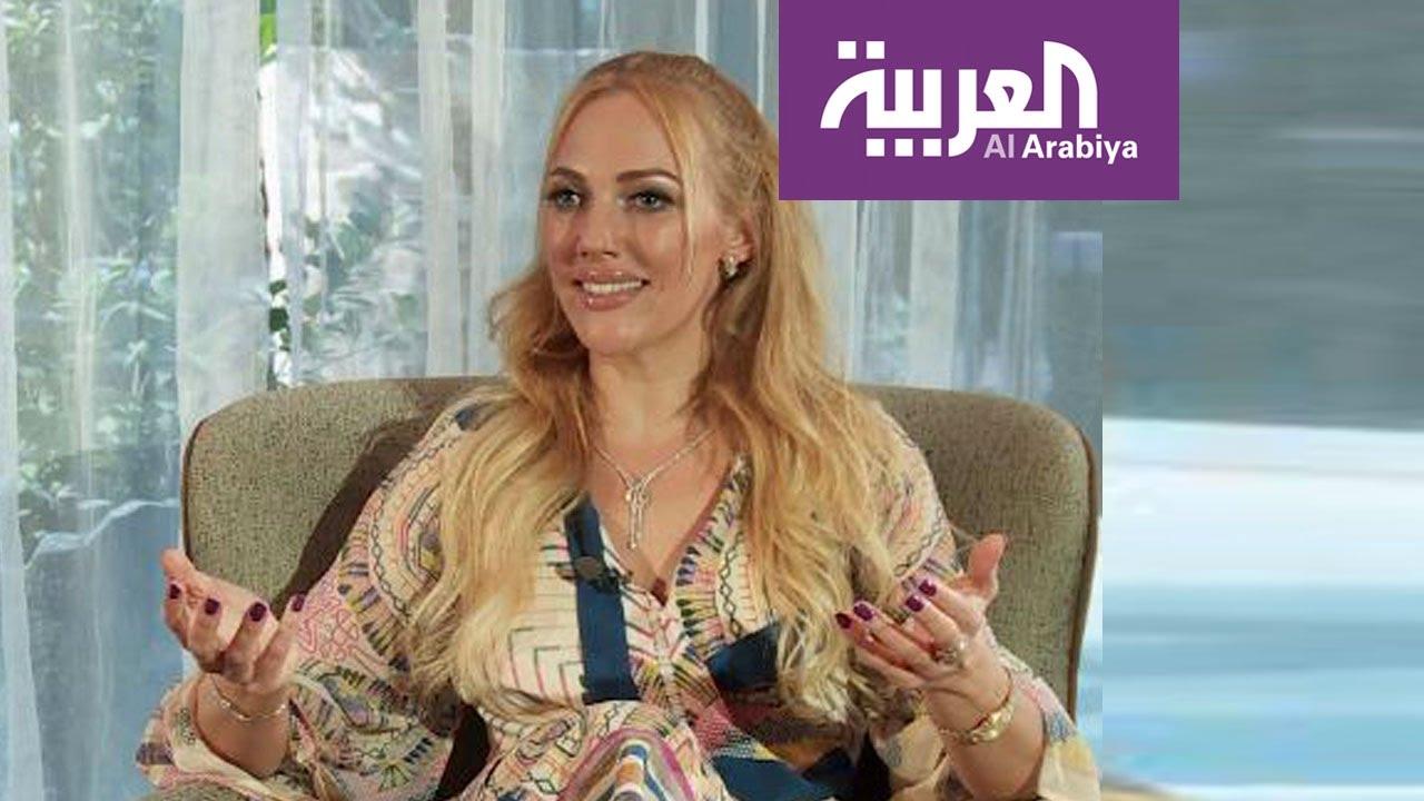 صباح العربية بطلة مسلسل حريم السلطان سأزور جدة قريبا Youtube